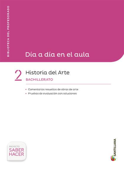 2BTO DIA A DIA HIST ARTE CAST ED16