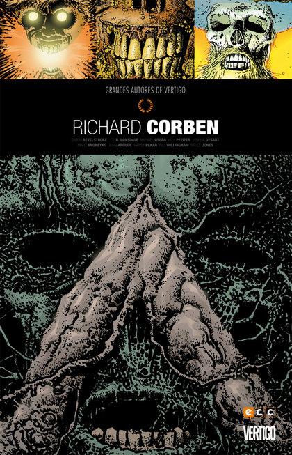 GRANDES AUTORES DE VERTIGO: RICHARD CORBEN (2A EDICIÓN)