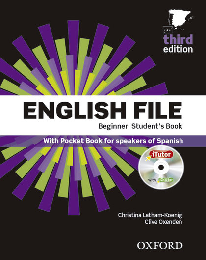 ENGLISH FILE BEGINNER (THIRD ED.) STUDENT´S BOOK + ITUTOR + ONLINE SKILLS PRACTI