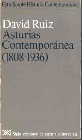 ASTURIAS COMTEMPORANEA