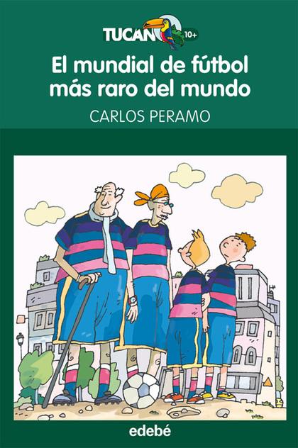 EL MUNDIAL DE FÚTBOL MÁS RARO DEL MUNDO