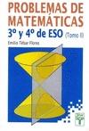 PROBLEMAS DE MATEMATICAS 3 Y 4 ESO T-2