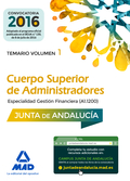 CUERPO SUPERIOR DE ADMINISTRADORES [ESPECIALIDAD GESTIÓN FINANCIERA (A1 1200)] D.