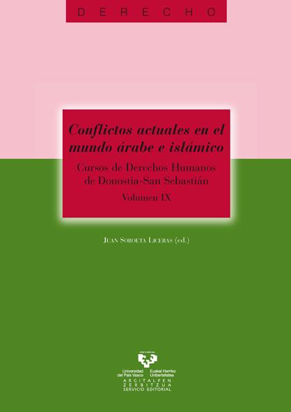 CONFLICTOS ACTUALES EN EL MUNDO ÁRABE E ISLÁMICO