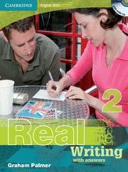 CAMBRIDGE ENGLISH SKILLS REAL WRITING 2 KEY/CD
