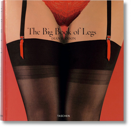 THE BIG BOOK OF LEGS (INT).