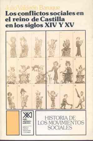 CONFLICTOS SOCIALES REINO CASTILLA XIV Y XV
