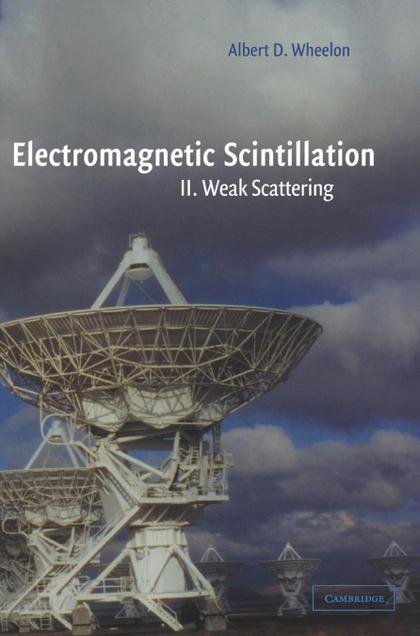 ELECTROMAGNETIC SCINTILLATION