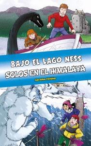 OMNIBUS BAJO EL LAGO NESS - SOLOS EN EL HIMALAYA