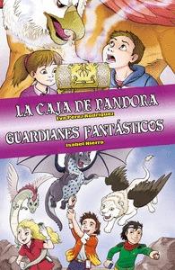 OMNIBUS LA CAJA DE PANDORA - GUARDIANES FANTÁSTICOS