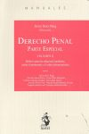 DERECHO PENAL : PARTE ESPECIAL II