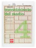 CONOCIMIENTO DEL MEDIO, 4 EDUCACIÓN PRIMARIA (ANDALUCÍA). CUADERNO DE TRABAJO