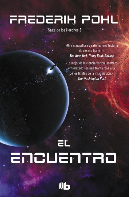 EL ENCUENTRO. LA SAGA DE LOS HEECHEE III