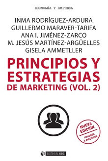 PRINCIPIOS Y ESTRATEGIAS DE MARKETING VOL 2