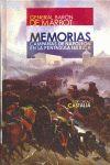 MEMORIAS: CAMPAÑAS DE NAPOLEÓN EN LA PENÍNSULA IBÉRICA