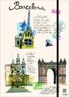 BARCELONA CITY LIBRETA 16 X 22