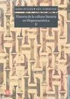 Historia de la cultura literaria en Hispanoamérica, II