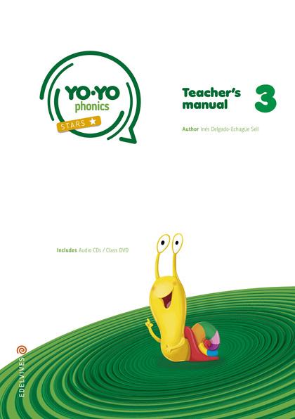 TEACHER´S PACK STORYBOOK 3  YO-YO PHONICS P.D.
