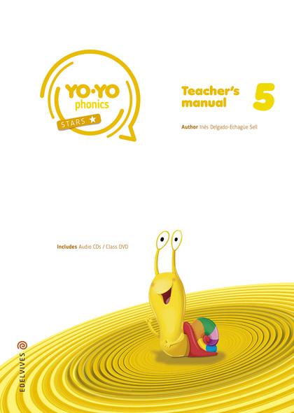 TEACHER´S PACK STORYBOOK 5  YO-YO PHONICS P.D.