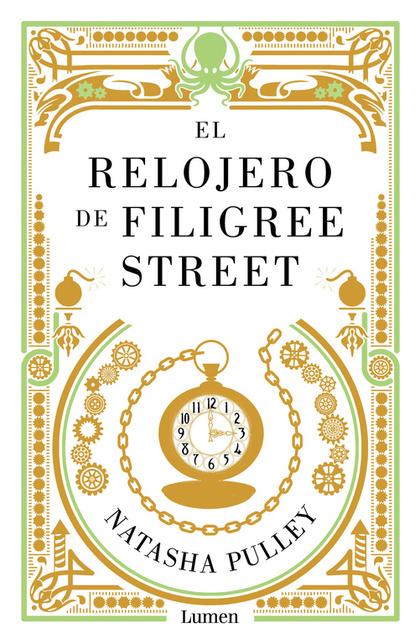 EL RELOJERO DE FILIGREE STREET.