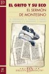 EL GRITO Y SU ECO : EL SERMÓN DE MONTESINO