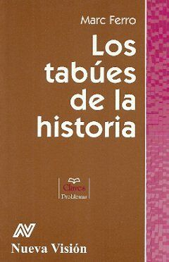 LOS TABUES DE LA HISTORIA