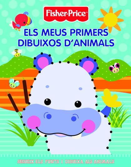 ELS MEUS PRIMERS DIBUIXOS D´ANIMALS.