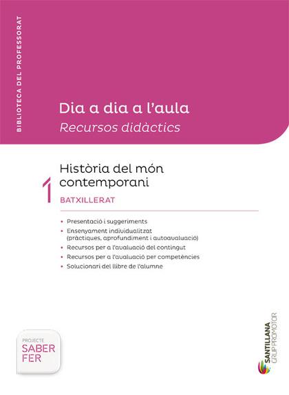 1BTX DIA A DIA Hª MUNDO CONT. GRUP ED16