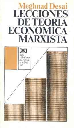 LECCIONES DE TEORÍA ECONÓMICA MARXISTA
