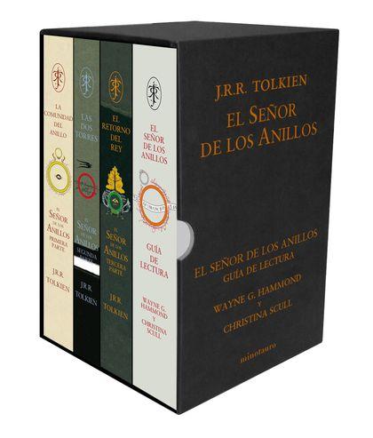 EL SEÑOR DE LOS ANILLOS. EDICIÓN ESPECIAL 60 ANIVERSARIO.