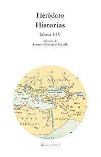 HISTORIAS HERODOTO LIBROS I-IV