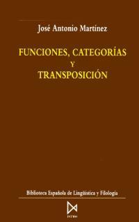 FUNCIONES CATEGORIAS Y TRANSPOSICION