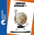 CIENCIAS SOCIALES 5. PRIMARIA. ANAYA ON..
