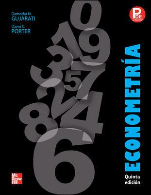 ECONOMETRIA 5ª EDICION.