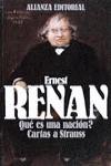 ¿Qué es una nación? Cartas a Strauss