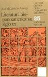 LITERATURA HISPANOAMERICANA 25