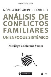 ANÁLISIS DE CONFLICTOS FAMILIARES                                               UN ENFOQUE SIST