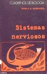 SISTEMAS NERVIOSOS