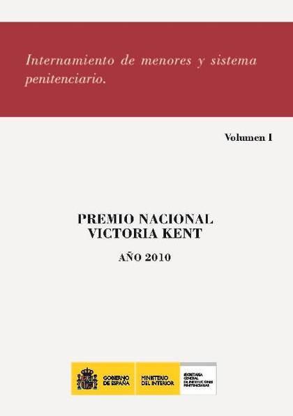 INTERNAMIENTO DE MENORES Y SISTEMA PENITENCIARIO