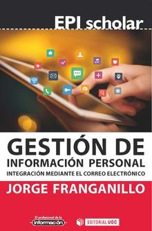 GESTIÓN DE INFORMACIÓN PERSONAL                                                 INTEGRACIÓN MED