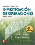 INTRODUCCION A LA INVESTIGACION DE OPERACIONES 9º EDICION