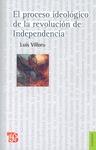 El proceso ideológico de la revolución de Independencia