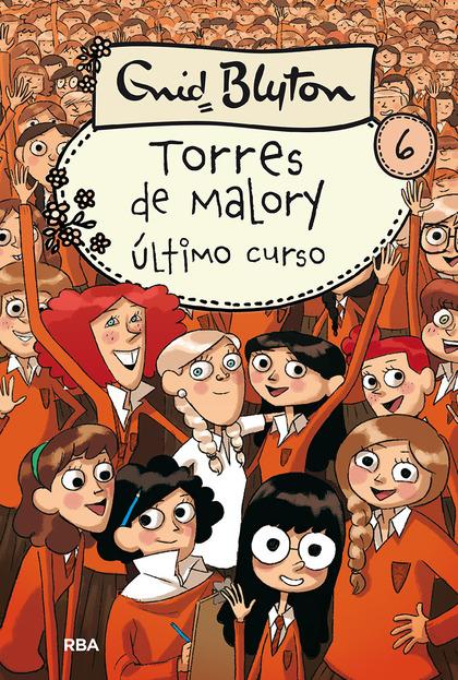 ÚLTIMO CURSO EN TORRES DE MALORY.