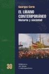 EL LÍBANO CONTEMPORÁNEO: HISTORIA Y SOCIEDAD