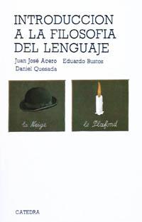 Introducción a la filosofía del lenguaje