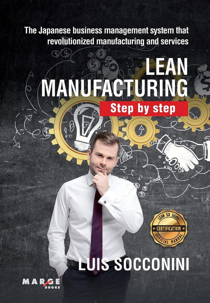 LEAN MANUFACTURING. STEP BY STEP.