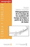 HIDROGEOQUÍMICA DE LA RECARGA DE LOS ACUIFEROS DEL CAMPO DE DALÍAS A PARTIR DE LA SIERRA DE GÁD
