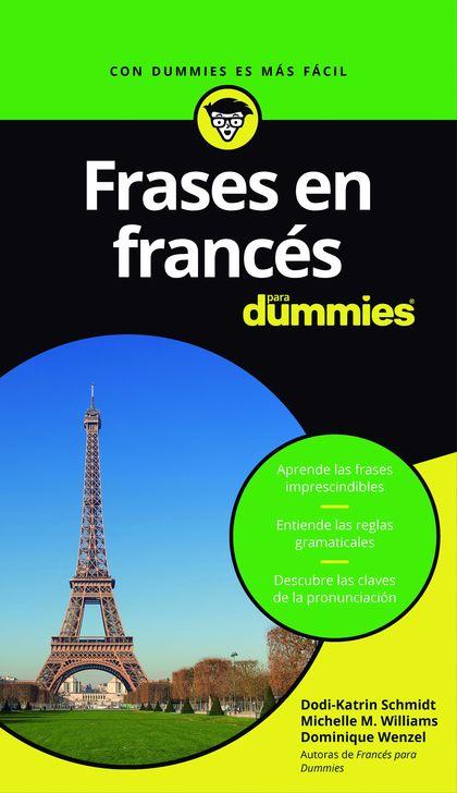 FRASES EN FRANCÉS PARA DUMMIES.