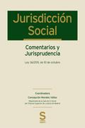 JURISDICCIÓN SOCIAL : COMENTARIOS Y JURISPRUDENCIA
