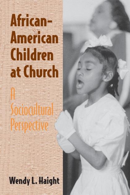AFRICAN-AMERICAN CHILDREN AT CHURCH